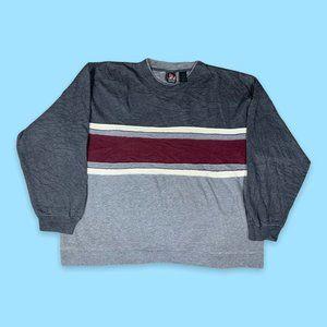 Atlanta 1996 Striped Vintage Sweatshirt